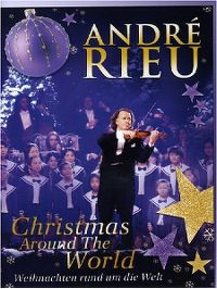 Cover André Rieu - Christmas Around The World [DVD]